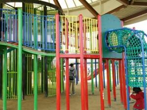 新潟で子供の遊び場に困ったらよこごし公園へ行こう!