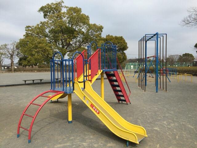 【印西】松山下公園の遊具で遊んできた/体育館以外にも魅力いっぱいだよ