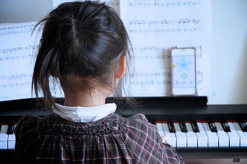 娘がピアノを始めました/子供の習い事に親はどう向きあう?