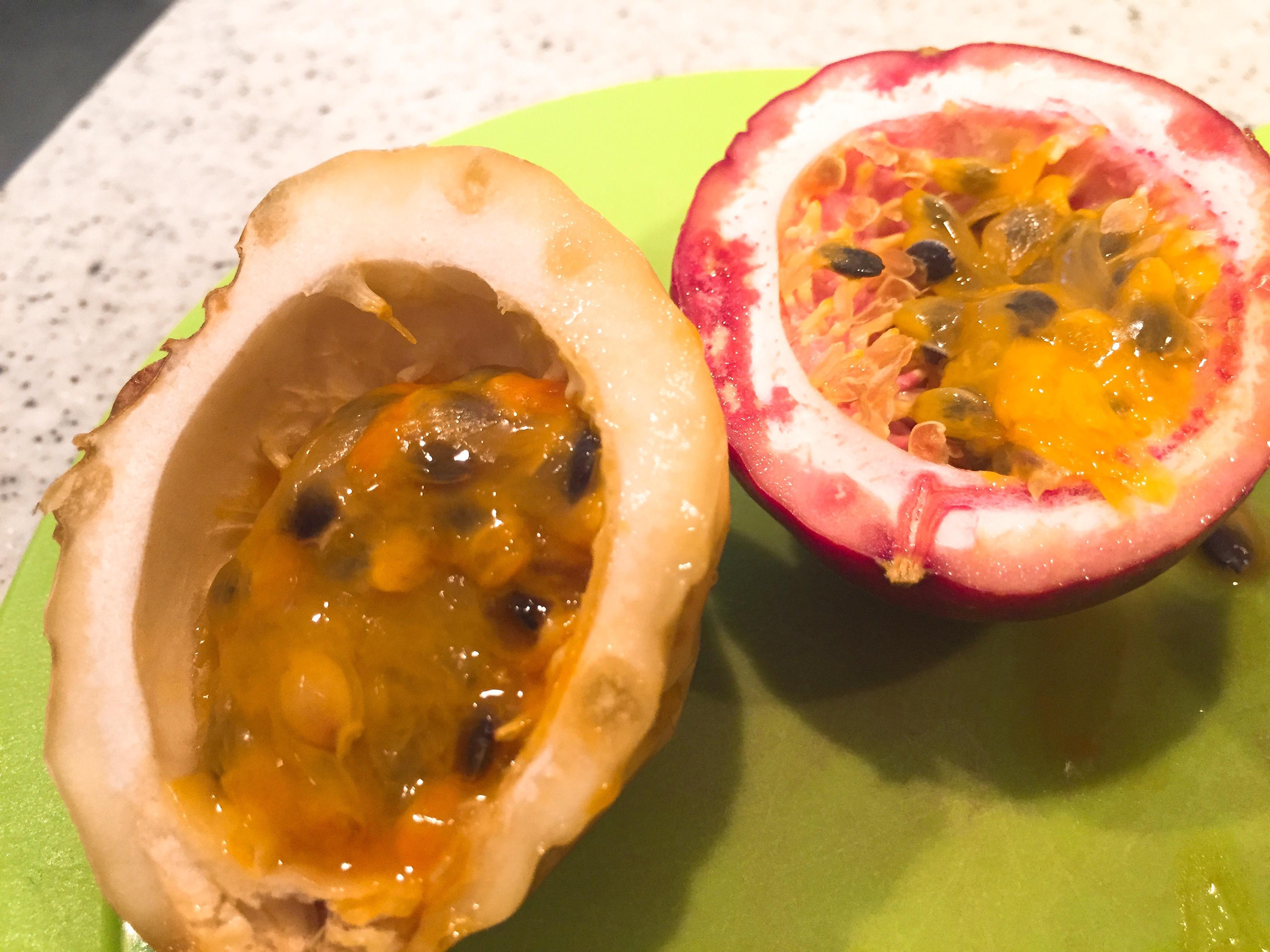 パッションフルーツを種から育てるのだ