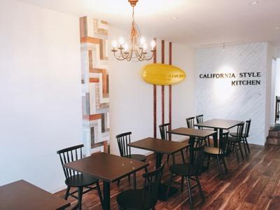 4/14オープンしました!印西牧の原駅近くに「カリフォルニアスタイルキッチン」がオープン