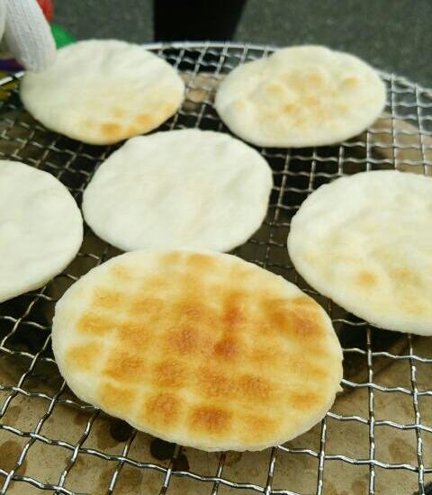 印西手焼き煎餅